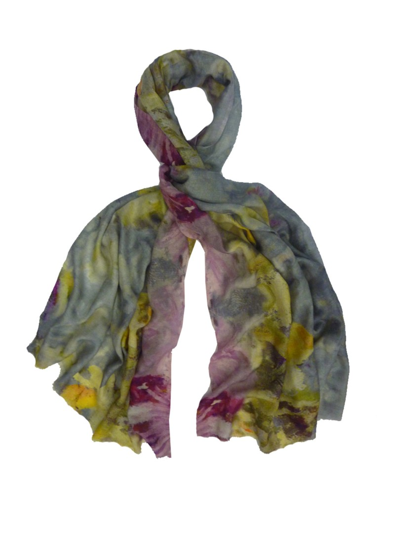 Lily and Lionel Kelly Print Scarf - Multi main image