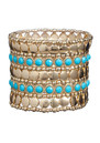 Stretch Cuff - Turquoise additional image