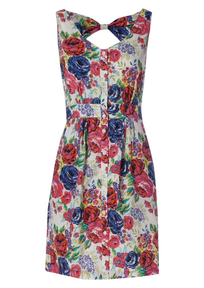 Pyrus Tulip Dress - Bloom main image
