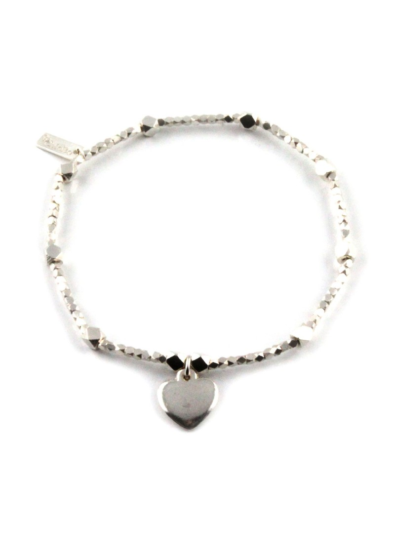 ChloBo Dreamlands Natalie Mini Bracelet with Heart Charm main image