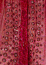 Antik Batik Tica Djellahab Silk Dress - Red