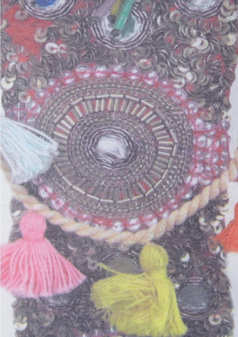 Antik Batik Sekani Deb Tee - White main image