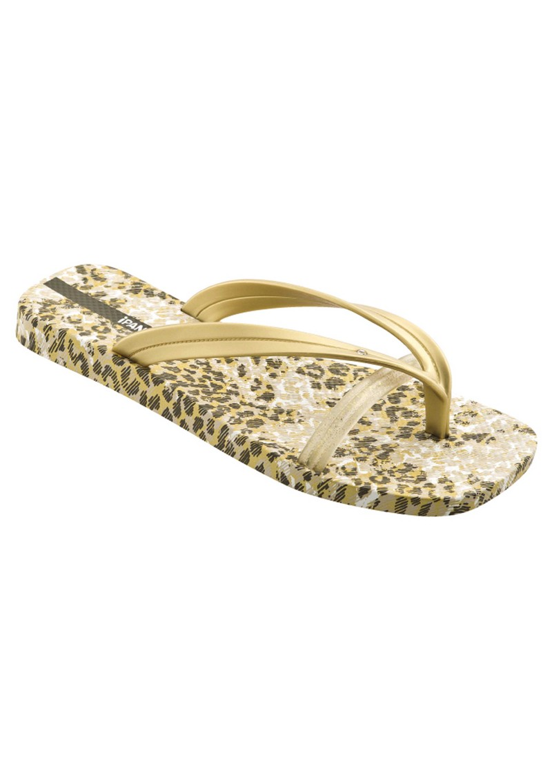 Ipanema Bright Flip Flops - Gold main image