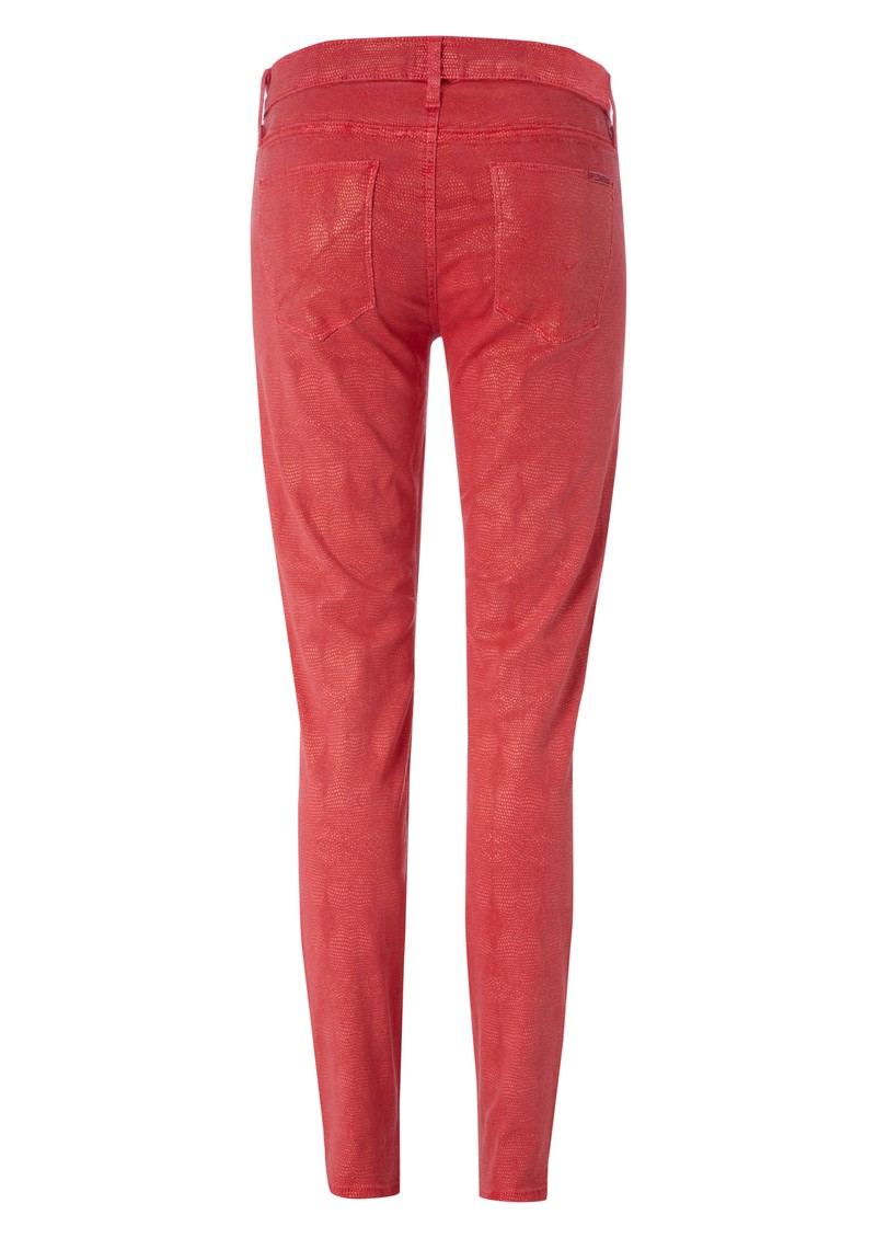 Hudson Jeans Mid Rise Nico Super Skinny Jean - Dagger main image
