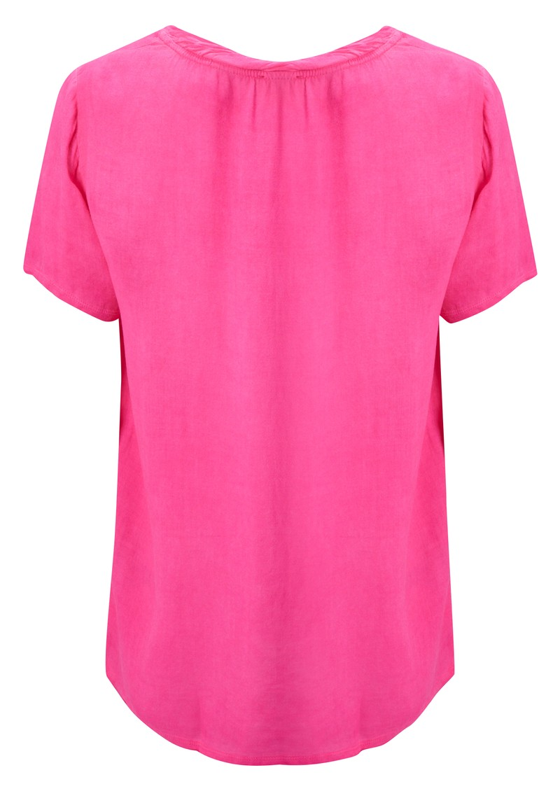 Beehive State Top - Flash Pink main image