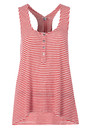 Striped Linen Tank - Cuba & White additional image