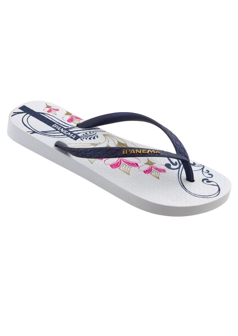 Ipanema Chic Flip Flops - White main image