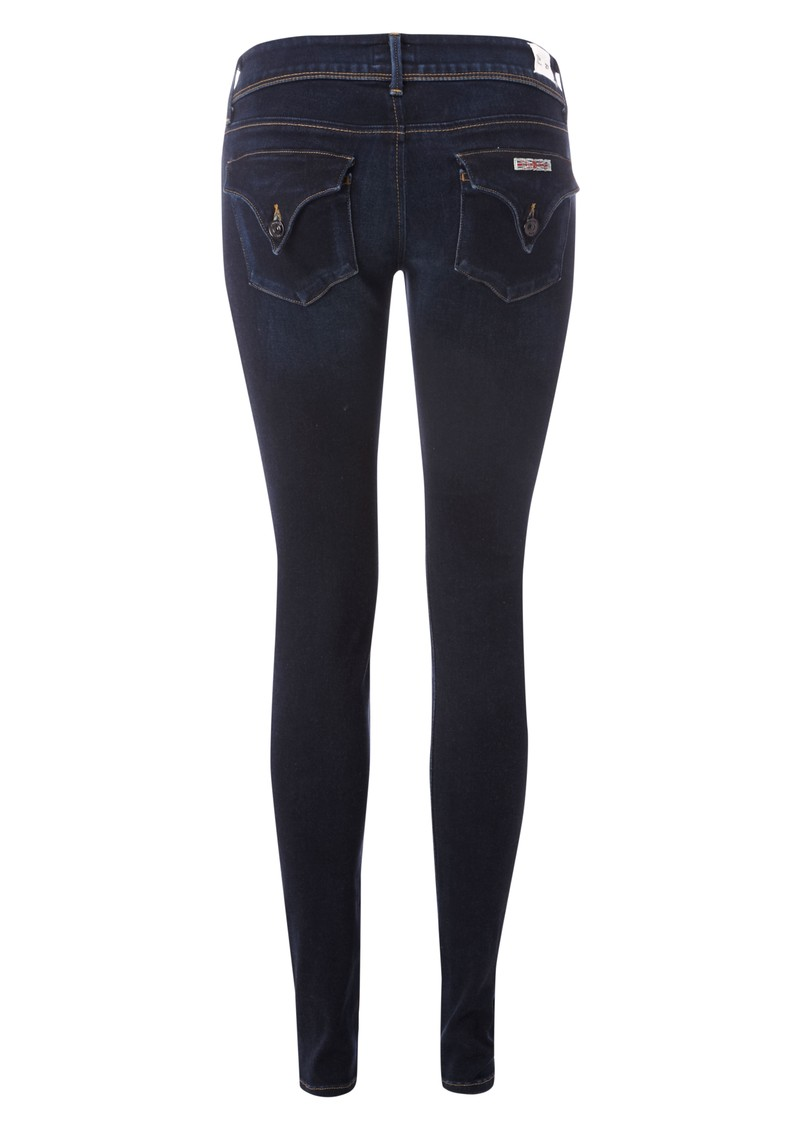 Collin Mid Rise Skinny Jean - Stockport Navy main image