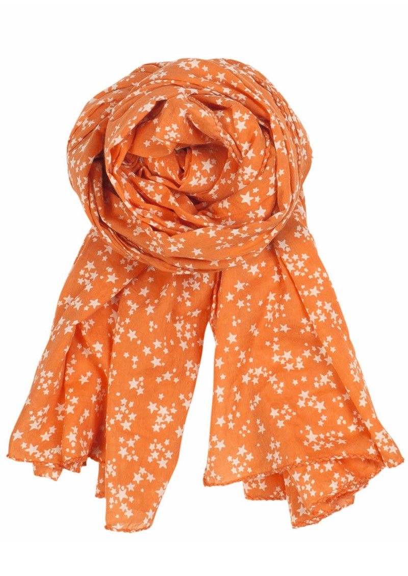X Sandy Scarf - Coral Dream main image