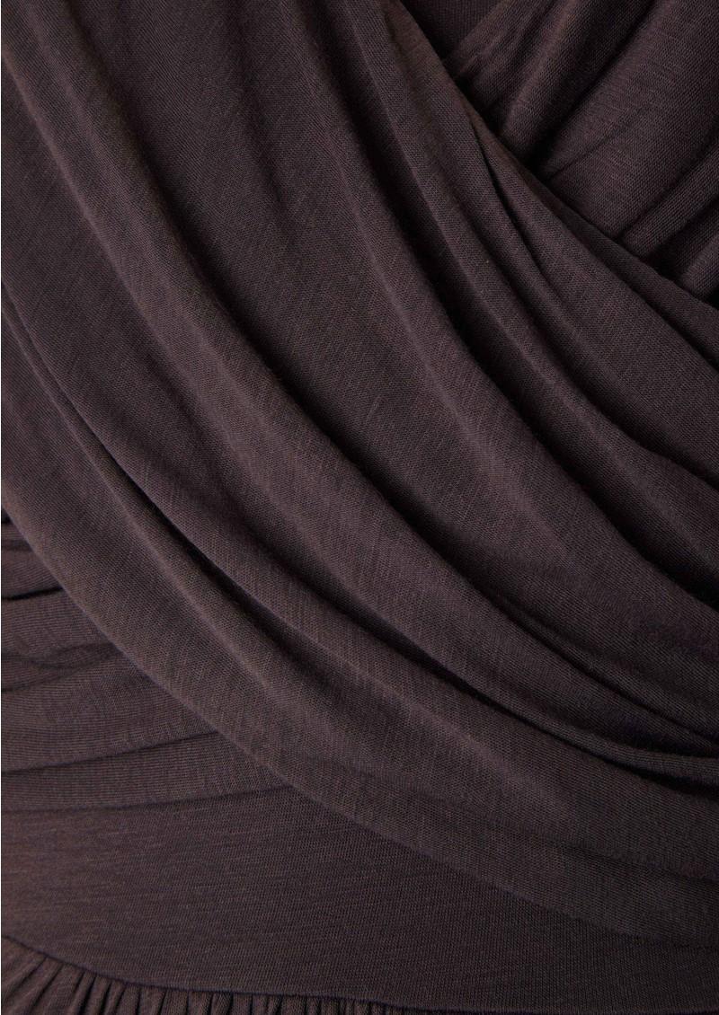 Great Plains Dusty Jersey Dress - Raisin main image