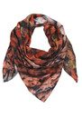 Jasper Silk Scarf - Multi additional image