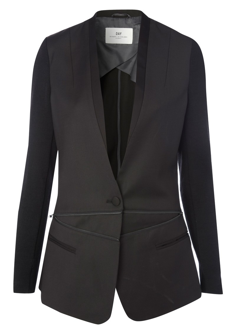 Day Birger et Mikkelsen  Suiting Blazer - Black main image