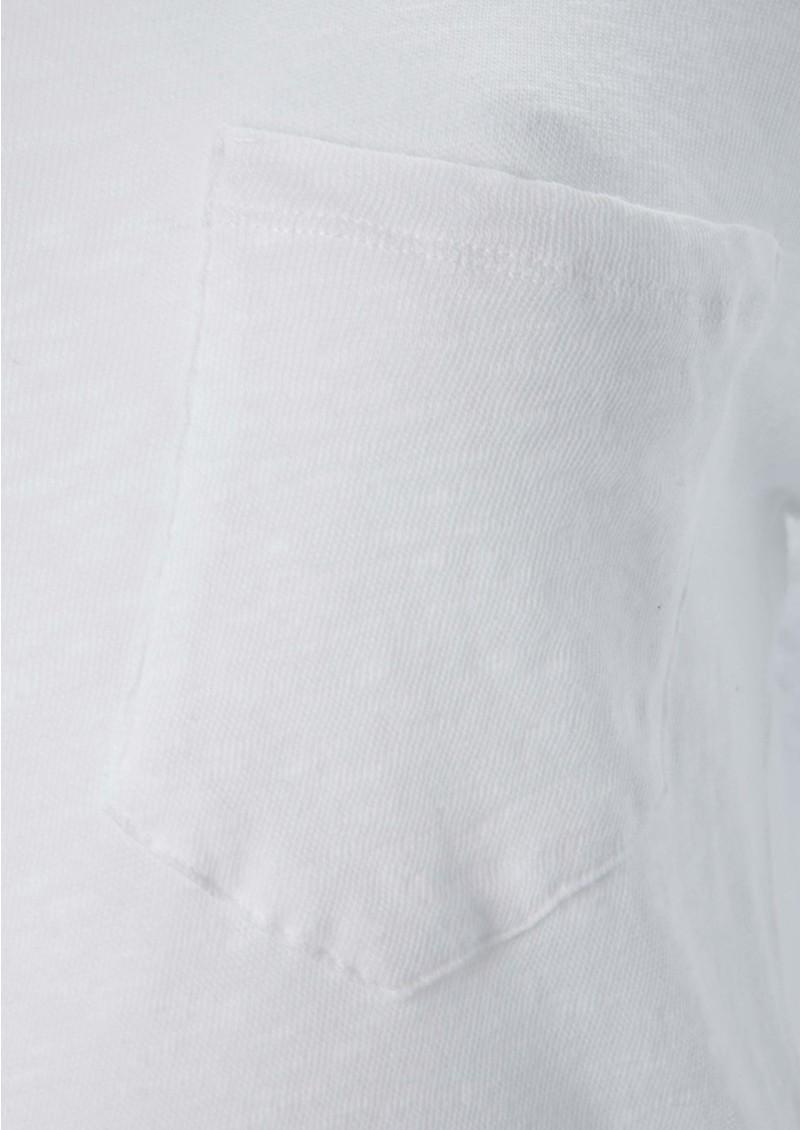 American Vintage Bakerfield Pocket Top - White main image