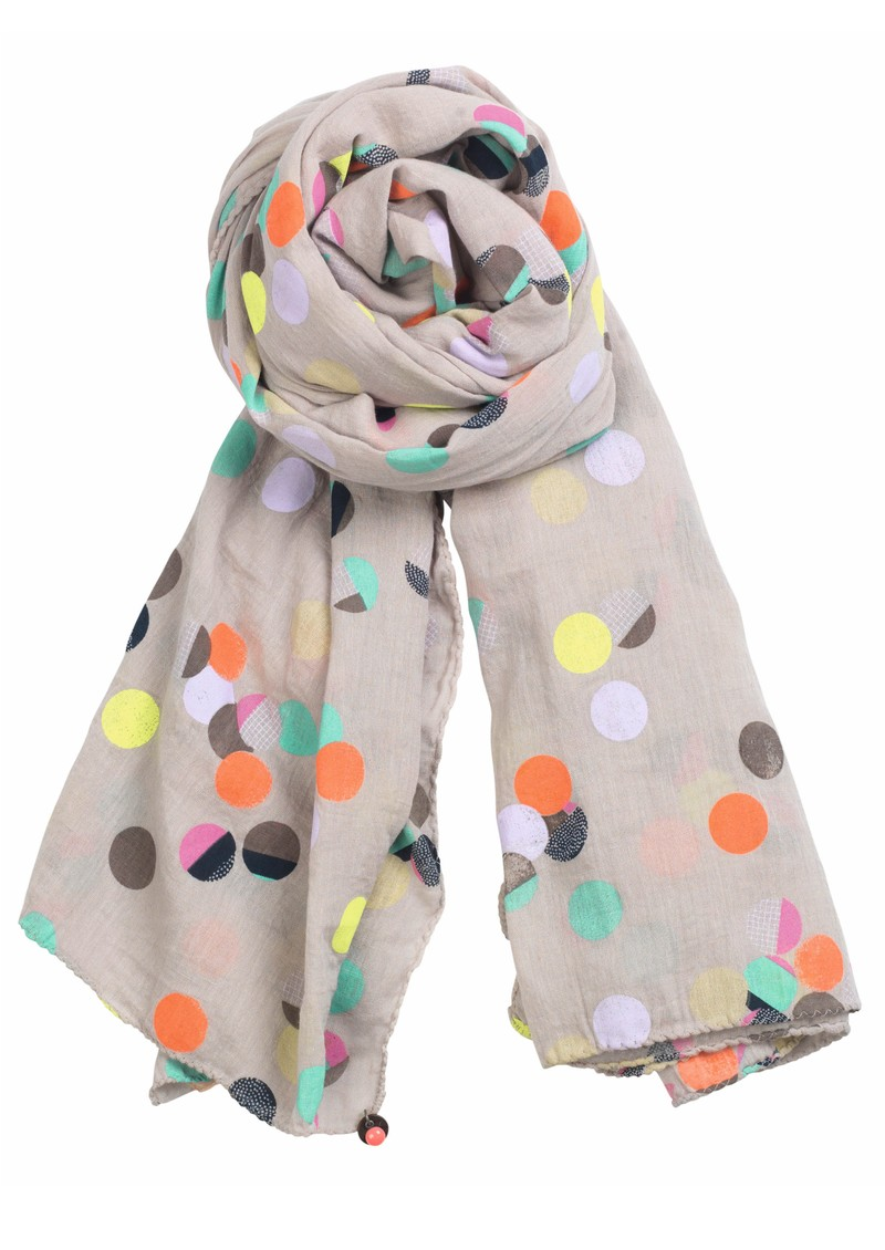 Becksondergaard X Polka Party Scarf - Multi main image