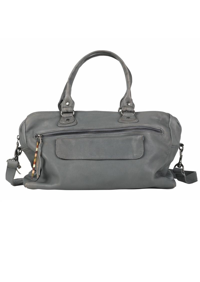 Becksondergaard X Laurie Leather Bag - Smokey main image
