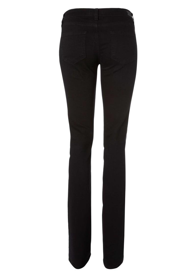 Paige Denim Skyline Straight Leg Jean - Black Ink main image