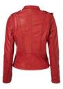 Jofama Kenza 9 Leather Jacket - Scarlett