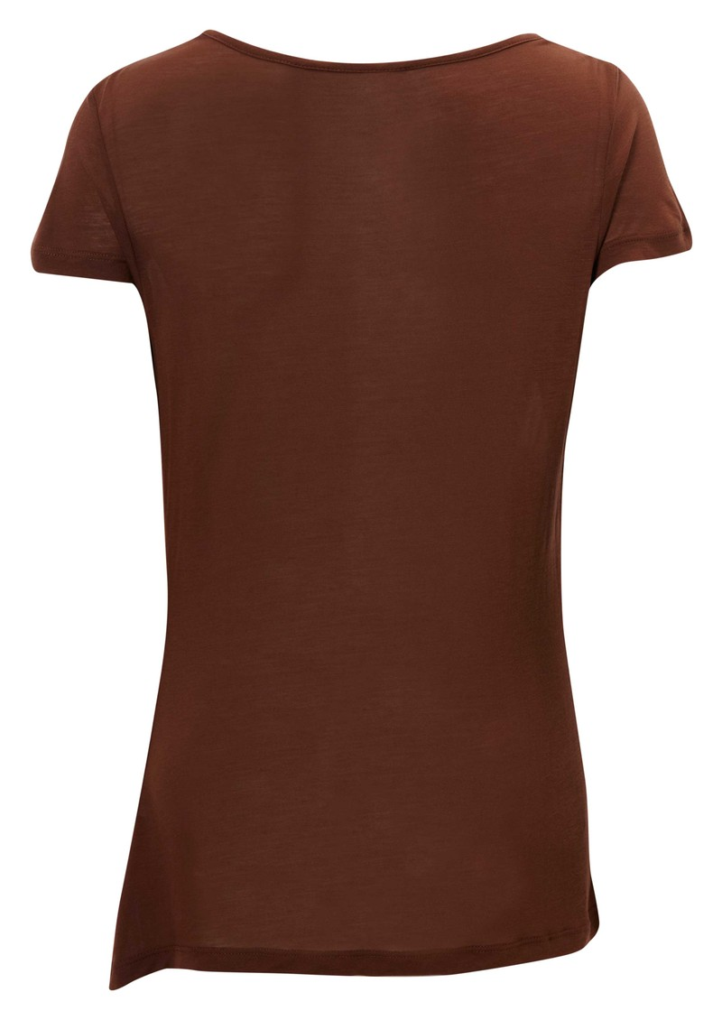 Great Plains Dusty Jersey Top - Toffee main image