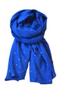 Glitter Stars Scarf - Amazing Blue additional image