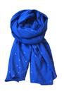 Becksondergaard Glitter Stars Scarf - Amazing Blue