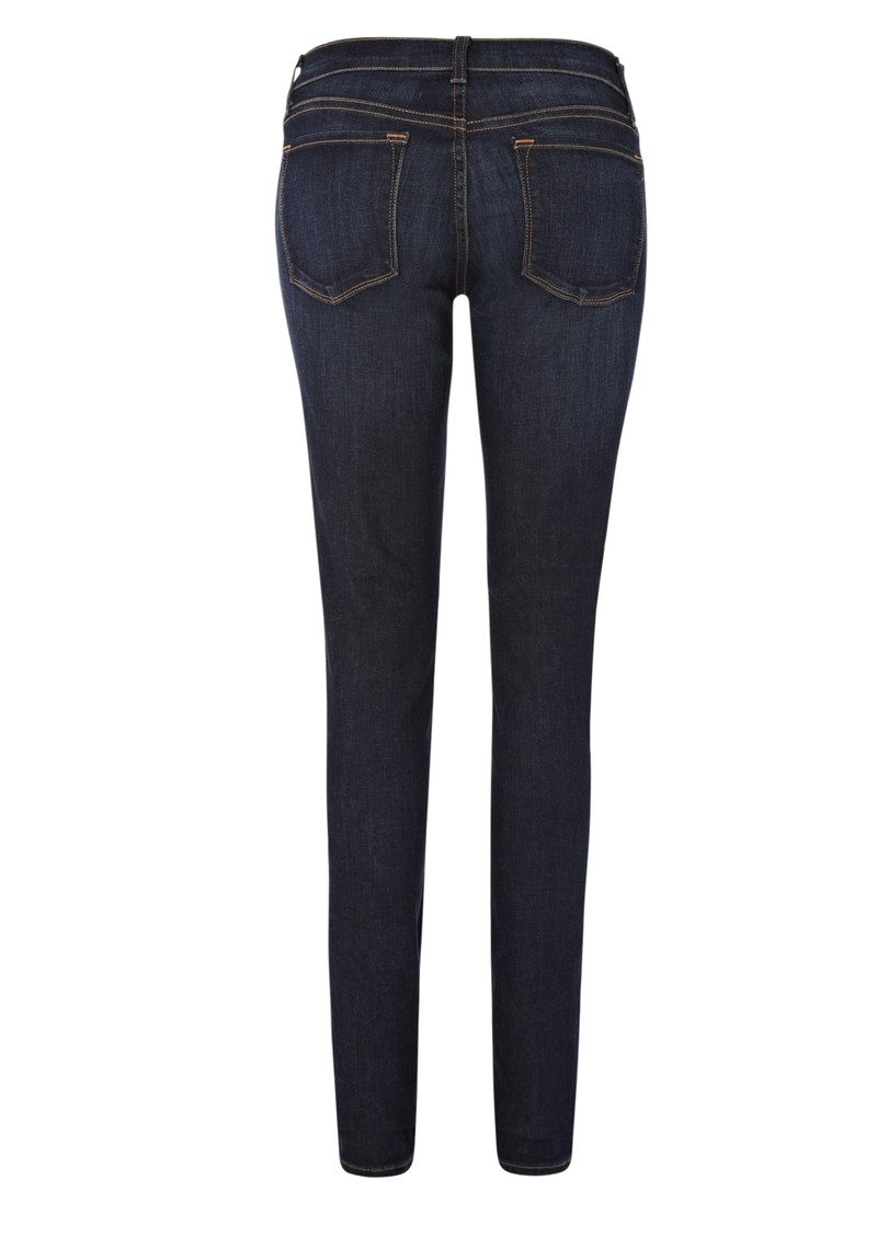 J Brand 8112 Mid Rise Rail Jeans - Dark Vintage main image