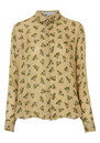 Paul and Joe Sister Balou Leopard Shirt - Beige