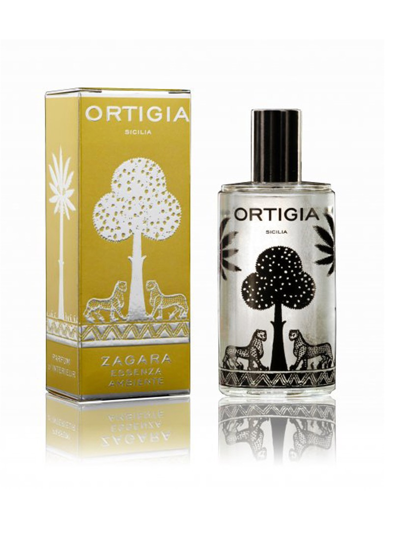 Ortigia Room Essence Spray - Zagara Orange Blossom main image