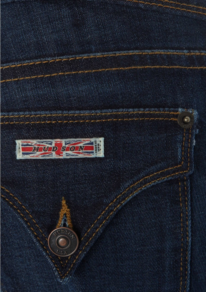 Hudson Jeans Beth Mid Rise Baby Bootcut Jean - Pont main image