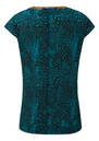 Pyrus Ariane Twist Top - Turquoise