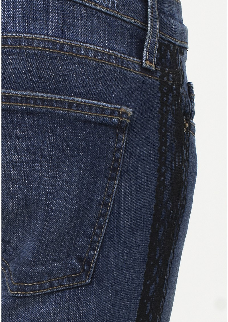 Current/Elliott The Rolled Skinny Jean - Loved main image
