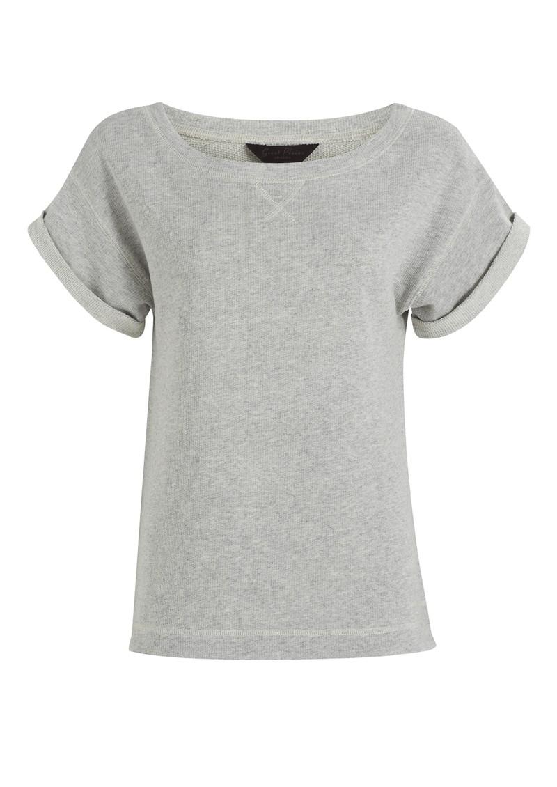 Great Plains Charlie Sweater - Grey Melange main image