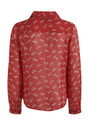 Paul and Joe Sister Cavalera Blouse - Rouge