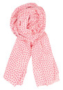 Summer Stars Scarf - Neon Pink additional image