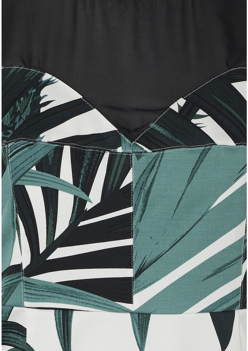 American Retro Lola Dress - Printed main image