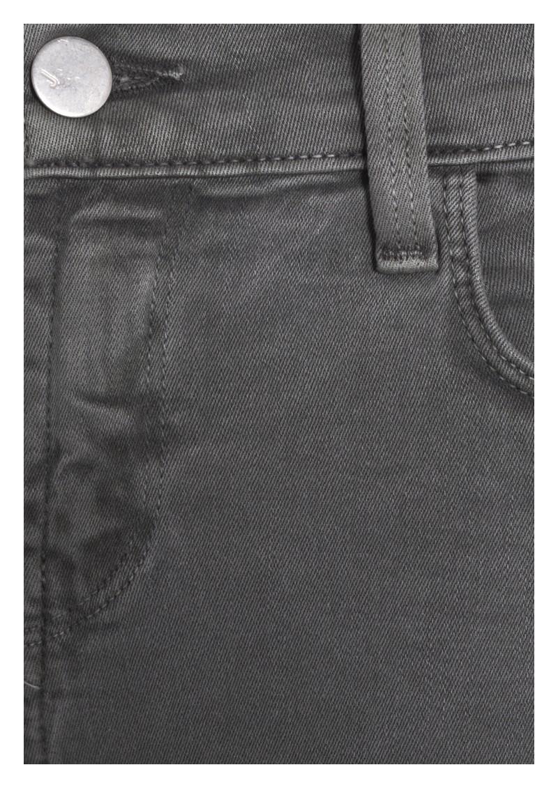 J Brand 620 Mid Rise Super Skinny Jeans - Vintage Olive main image
