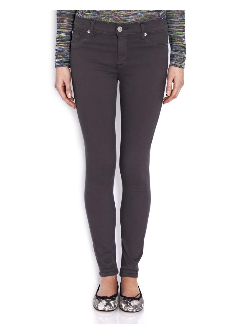 Hudson Nico Skinny Jean In Dark Grey