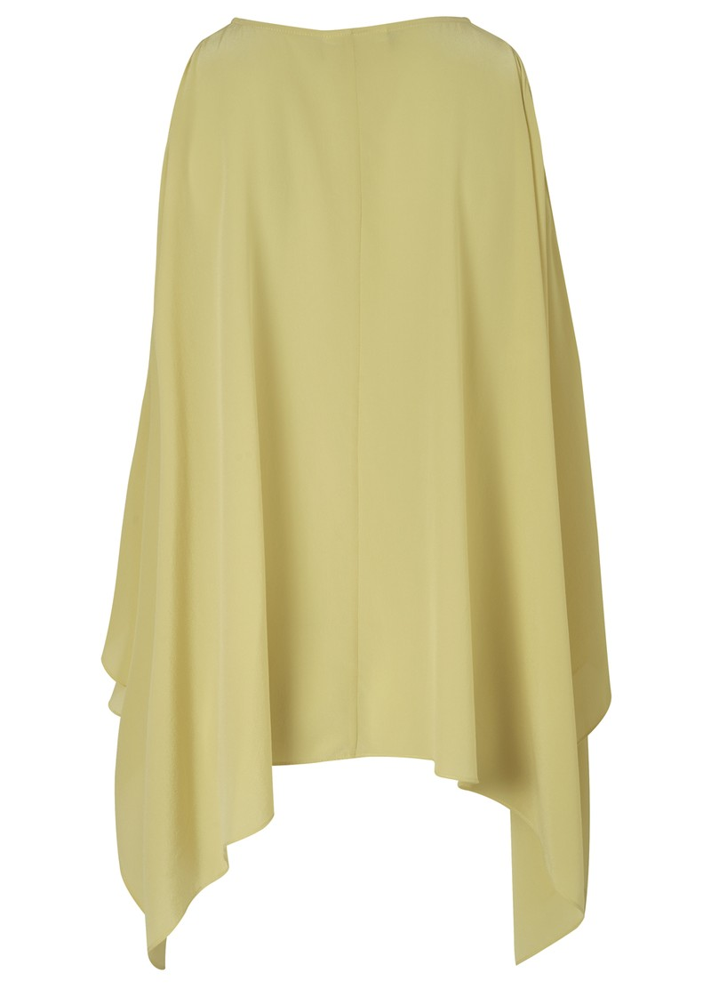 Day Birger et Mikkelsen  Glorified Silk Solid Top - Golden Forest main image
