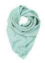 B Hepburn Silk Scarf - Clear Menthol additional image
