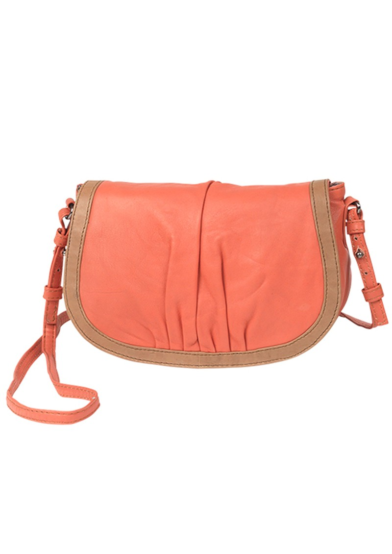Becksondergaard B Seoule Leather Bag - Flashy Pink main image