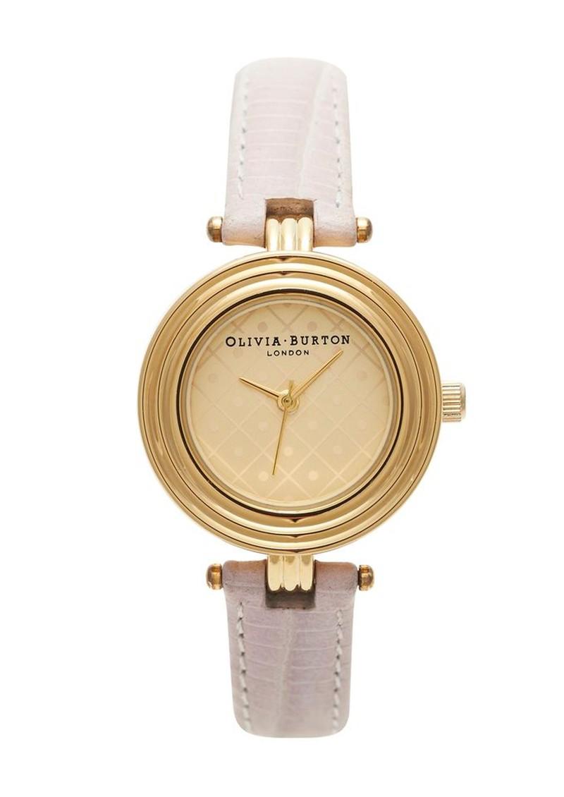 Olivia Burton Modern Vintage Watch - Mink main image
