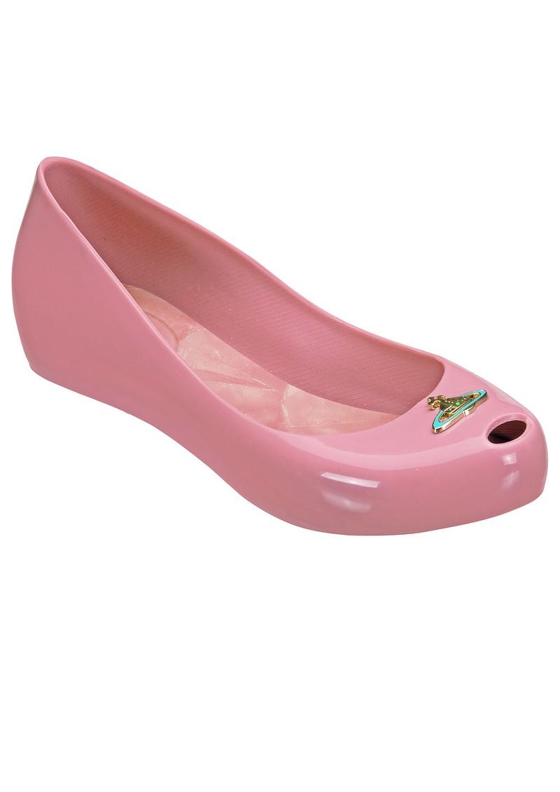 Melissa Viviene Westwood Ultra Girl Shoes - Pastel Pink main image