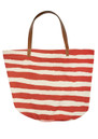 Becksondergaard Sailor Canvas Bag - Kiss Stripes