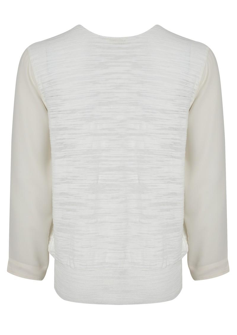 American Vintage Gad Sweater - Pearl main image