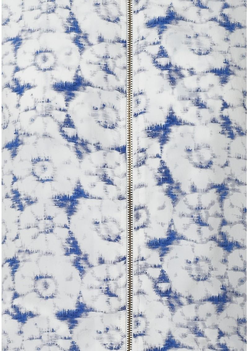 American Vintage Lincoln Silk Jacket - Cobalt main image