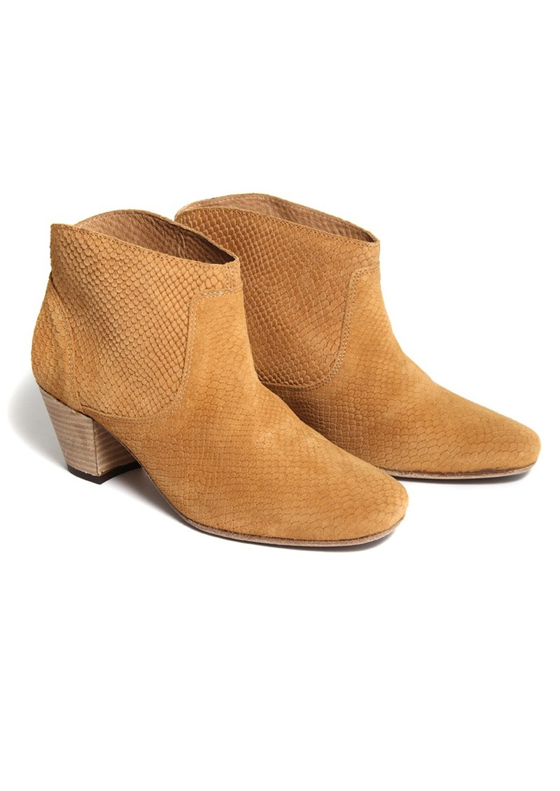Hudson London Mirar Ankle Boot - Tan main image