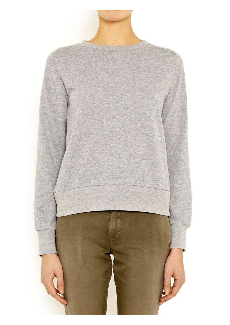Antik Batik Jonnhy Sweatshirt - Grey main image