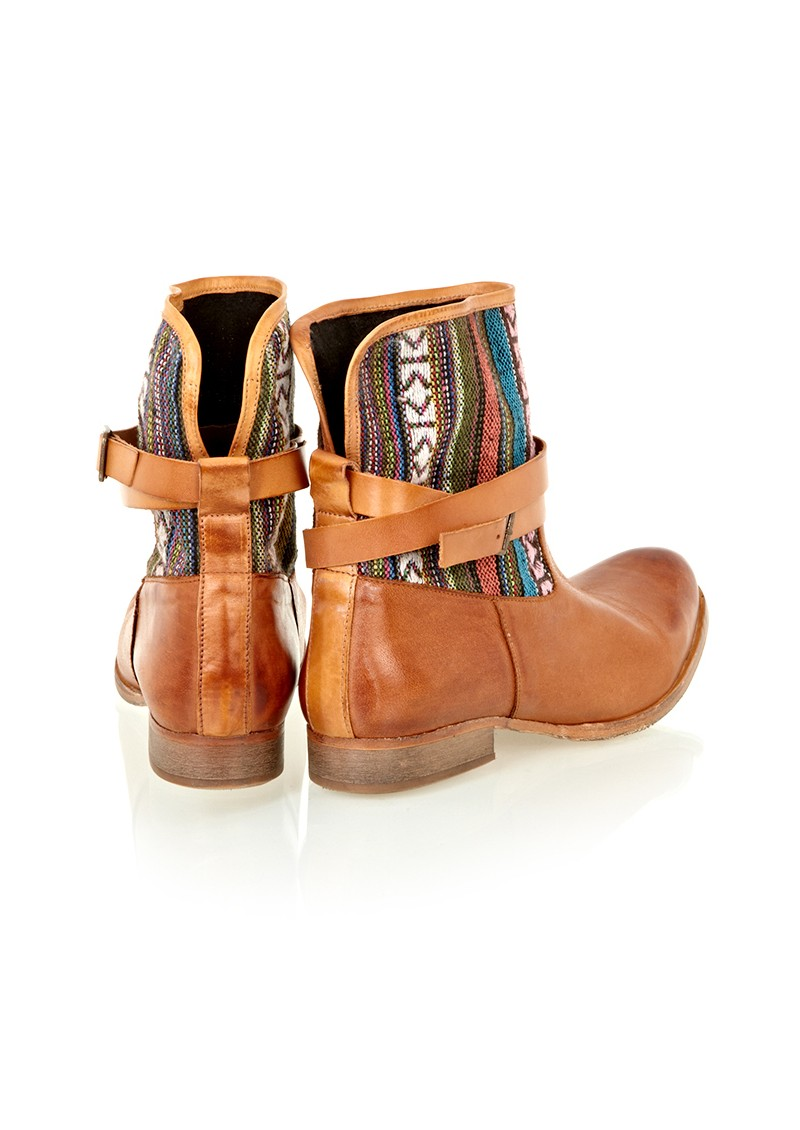 Hudson London Coachella Boot - Taupe main image