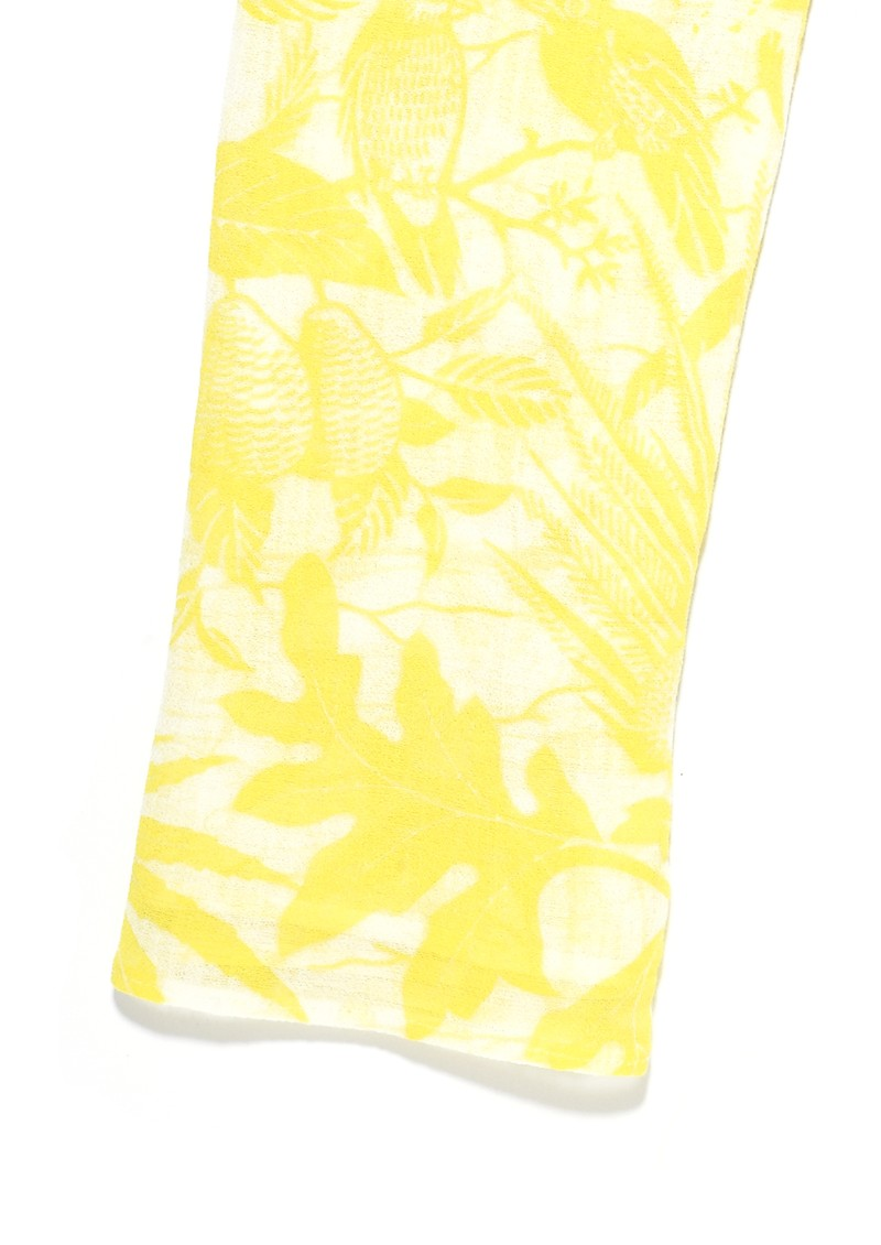 American Vintage Paradis Scarf - Pineapple main image