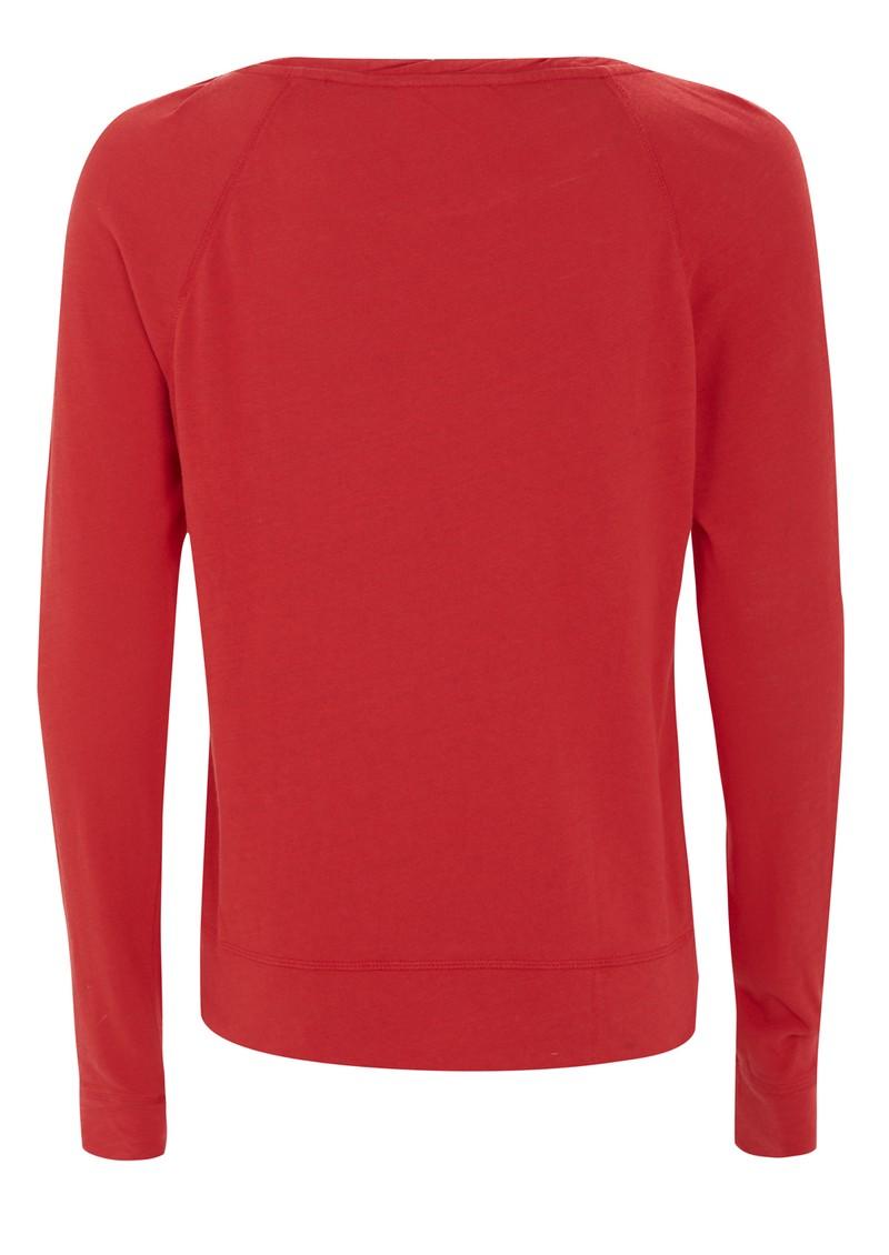 American Vintage Tom Sweater - Strawberry main image