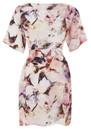 BY MALINA Chica Silk Dress - Primavera